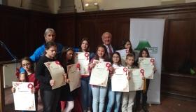 """Consegnate le borse di studio del concorso """"Etica dello Sport"""" promosso dalla Fondazione Artemio Franchi Onlus"""