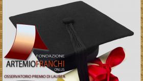 AL VIA IL XIII PREMIO DI LAUREA ARTEMIO FRANCHI